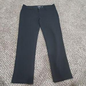 Women's dress pants.
